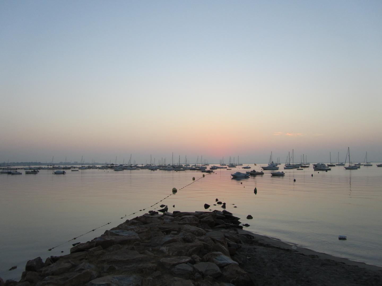 Amanecer en el Mar Menor 3