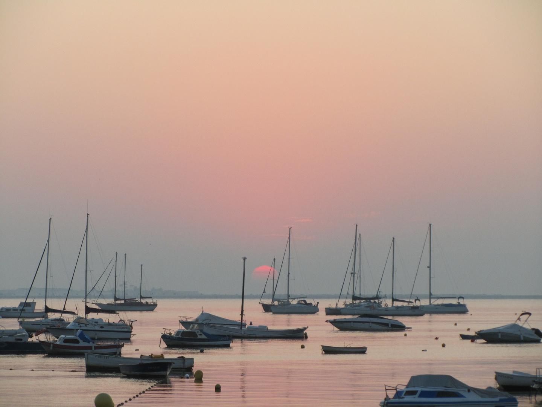 Amanecer en el Mar Menor 4
