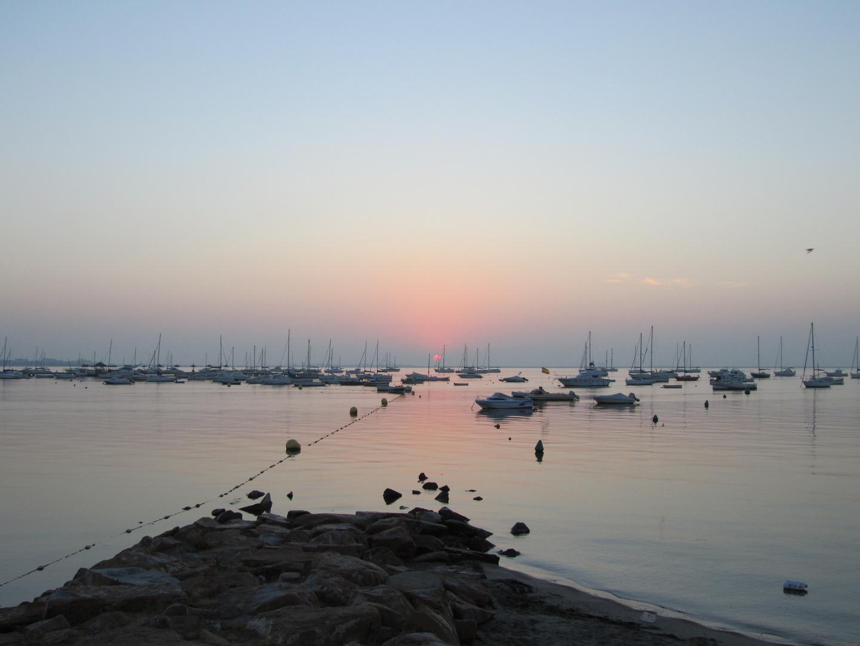 Amanecer en el Mar Menor 5