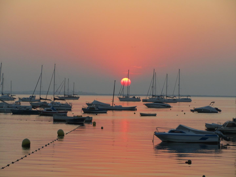 Amanecer en el Mar Menor 7