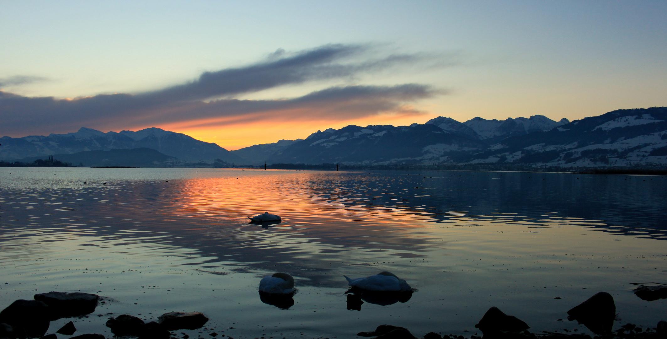 Amanecer / Lever du soleil / Sonnenaufgang...01