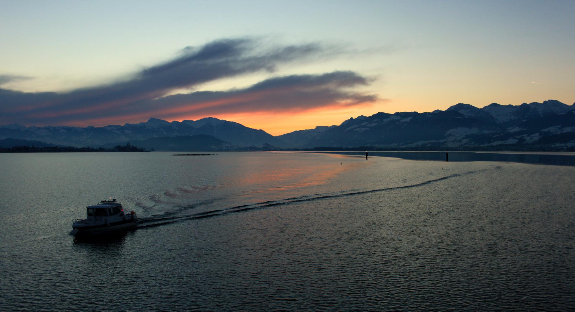 Amanecer / Lever du soleil / Sonnenaufgang...02