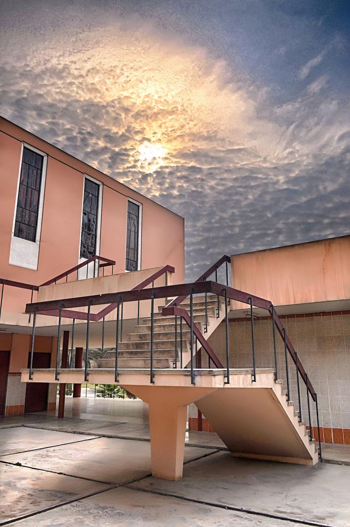 Amaneciendo en Villa Marista - Santa Eulalia