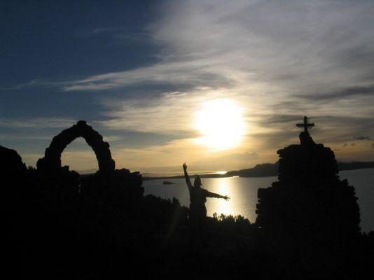 Amantani Island (Lake Titicaca) - Peru