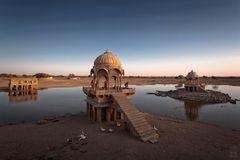 Amar Sagar, Gadsisar Lake ~ 9