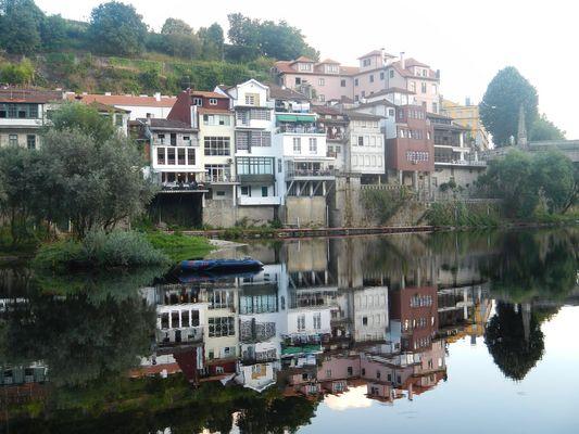 Amarande ville du Portugal