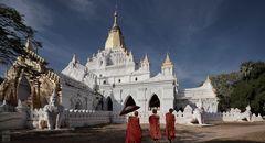Amarapura ~ Kyauktawgyi Pagoda