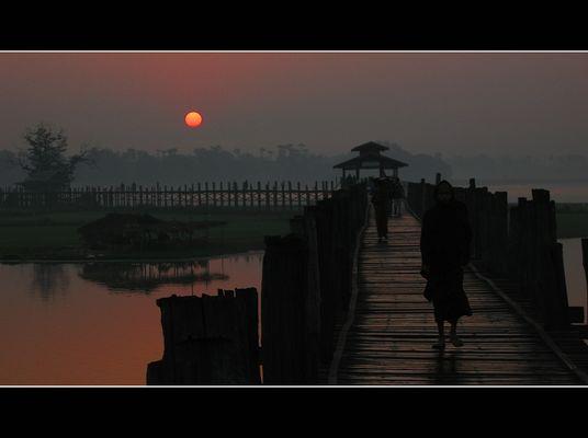 Amarapura - Myanmar (Burma)