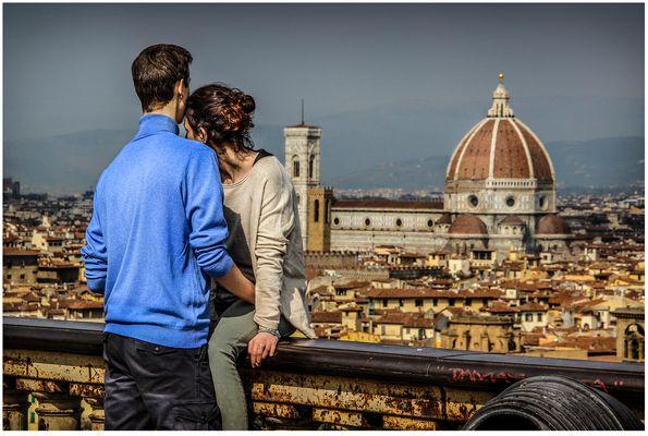 Amarsi a Firenze