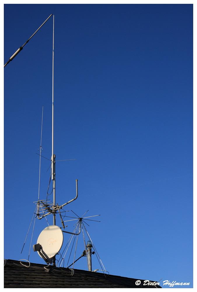 Amateurfunk Antennen 1