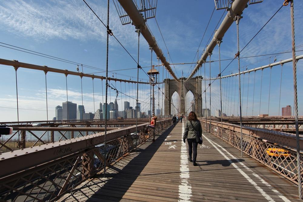 Amazing way from Brooklyn