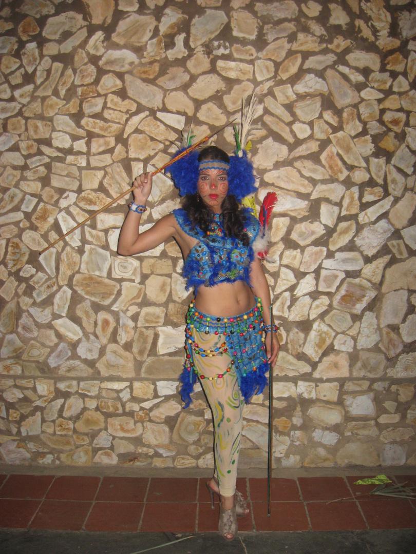 Amazona Salvaje