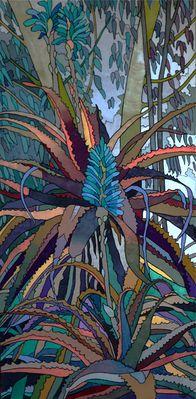 AMAZONIA-MAHINA toile definitive format50/100 huile