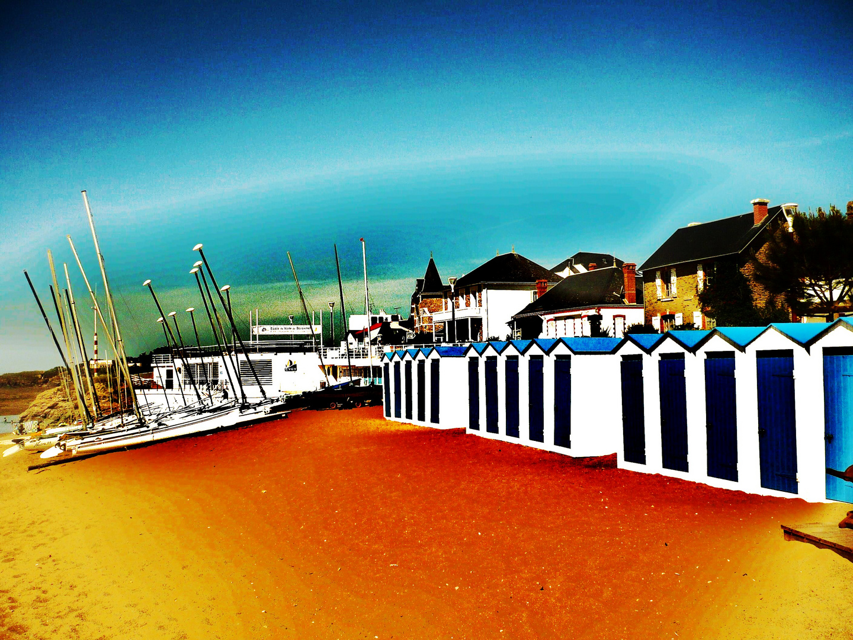Ambiance de plage...