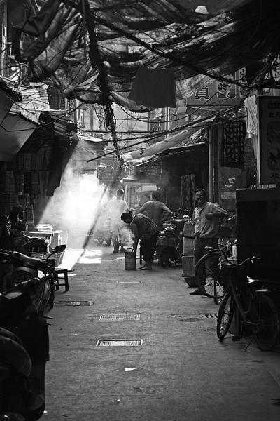 Ambiance de rue à Wuhan 2