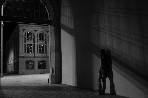Ambiance nuit urbaine