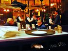Ambiance restaurant...