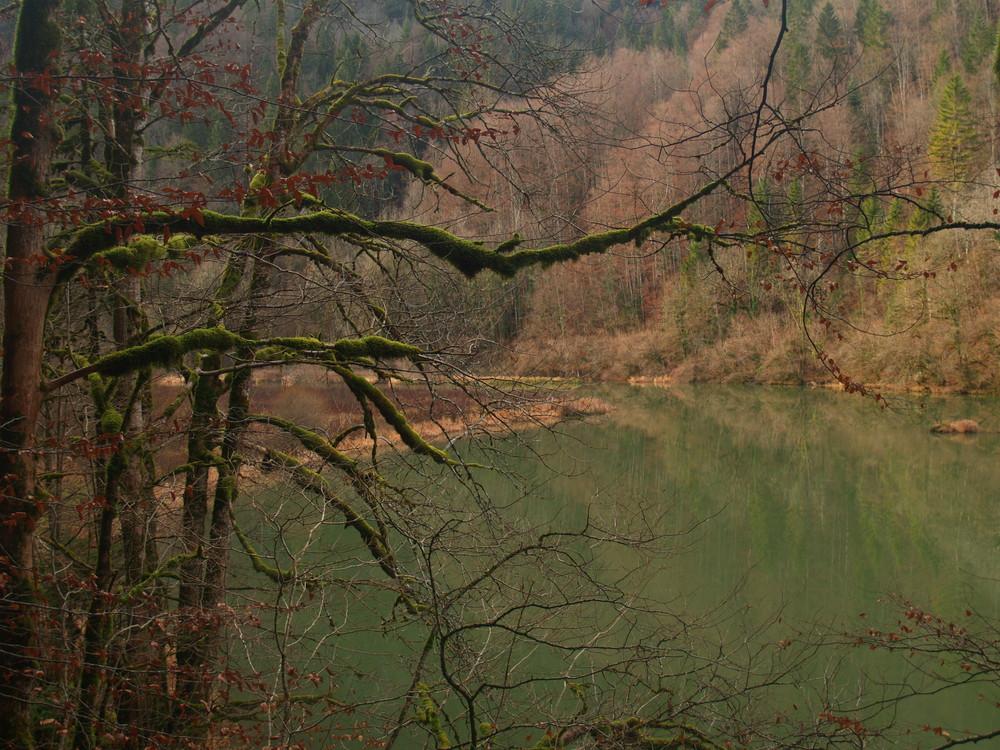 Ambiance sur le Doubs