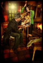 Amélie und der Maler