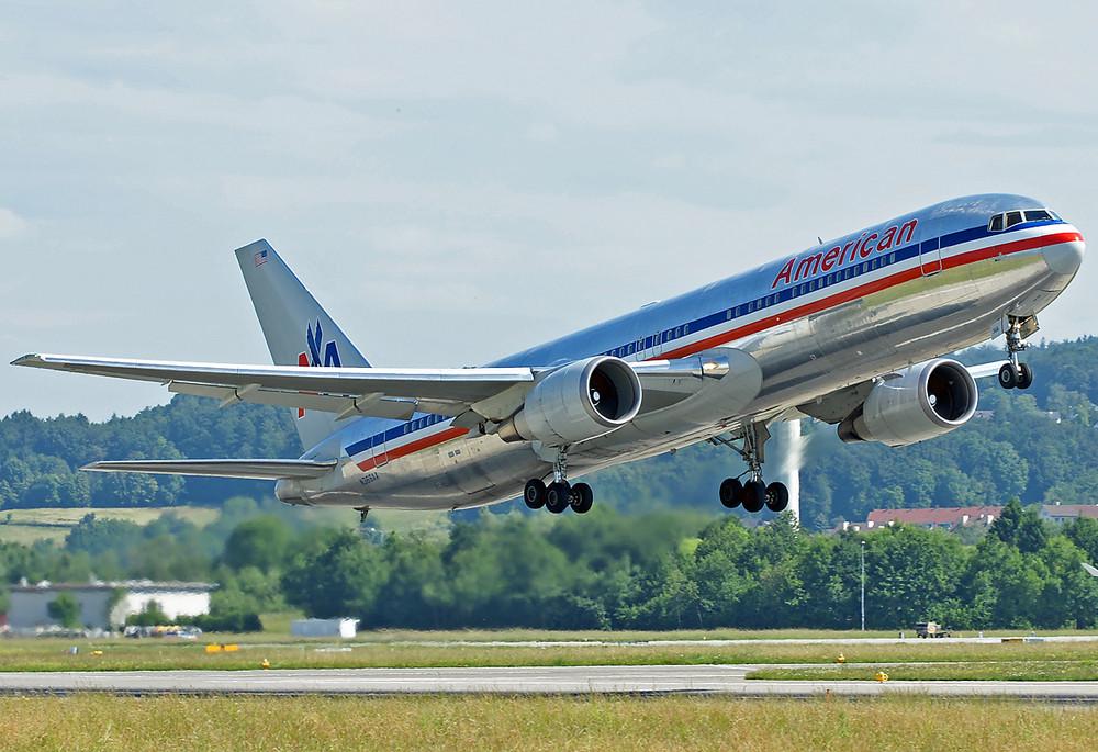 American Airlines Boeing 767-323