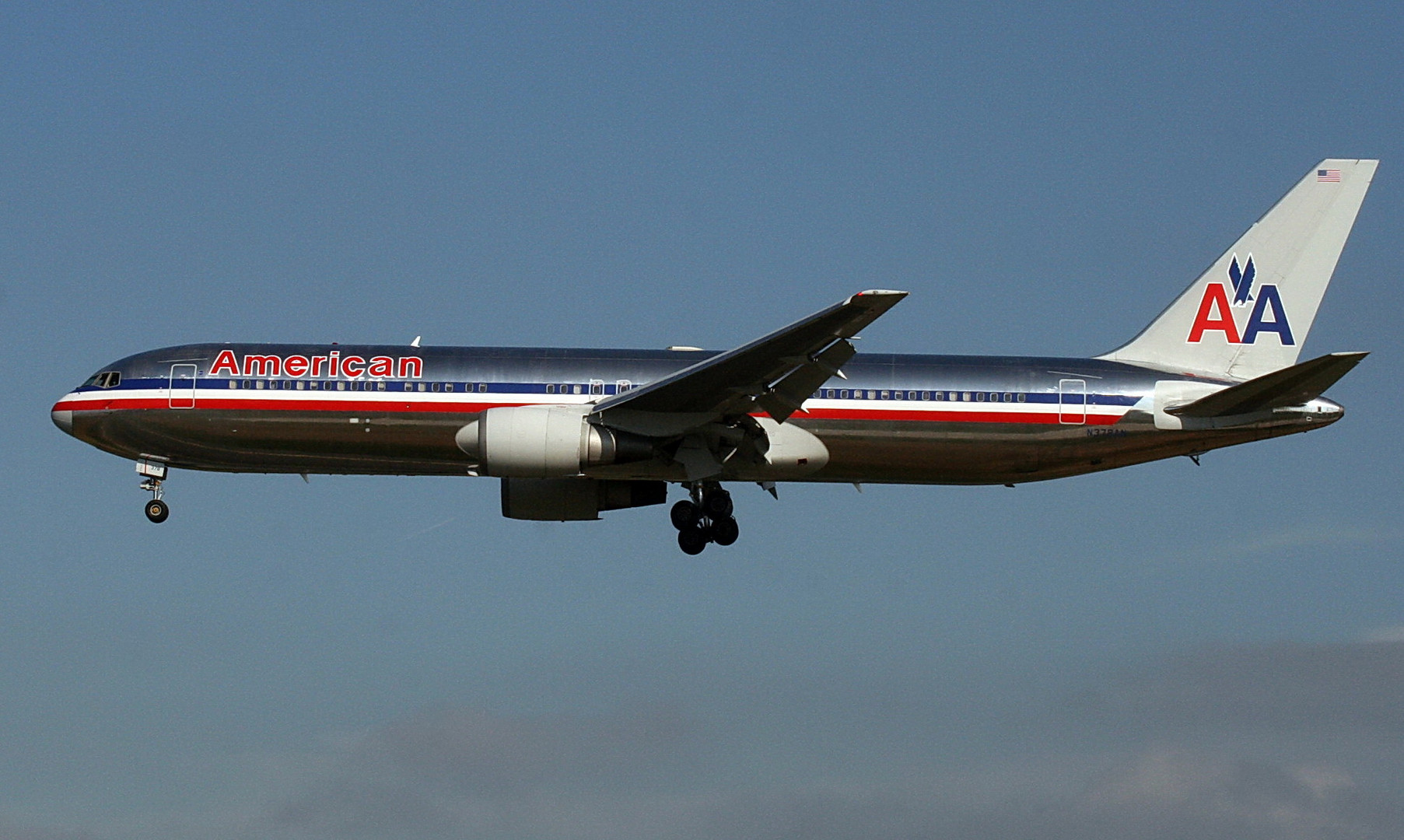 American Airlines Boeing 767-323(ER)