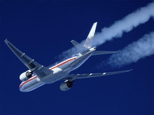 American Airlines N788AN Boeing 777