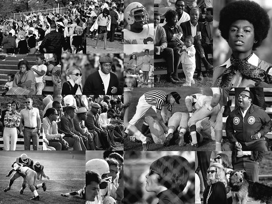 American Football 1969 Collage 2