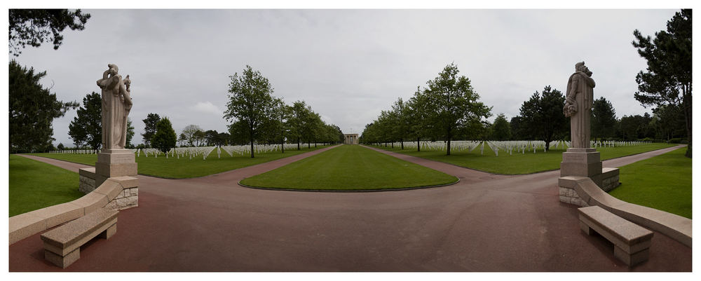 American Normandy Cemetery