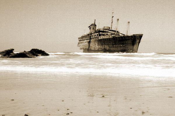 American Star, das Geisterschiff