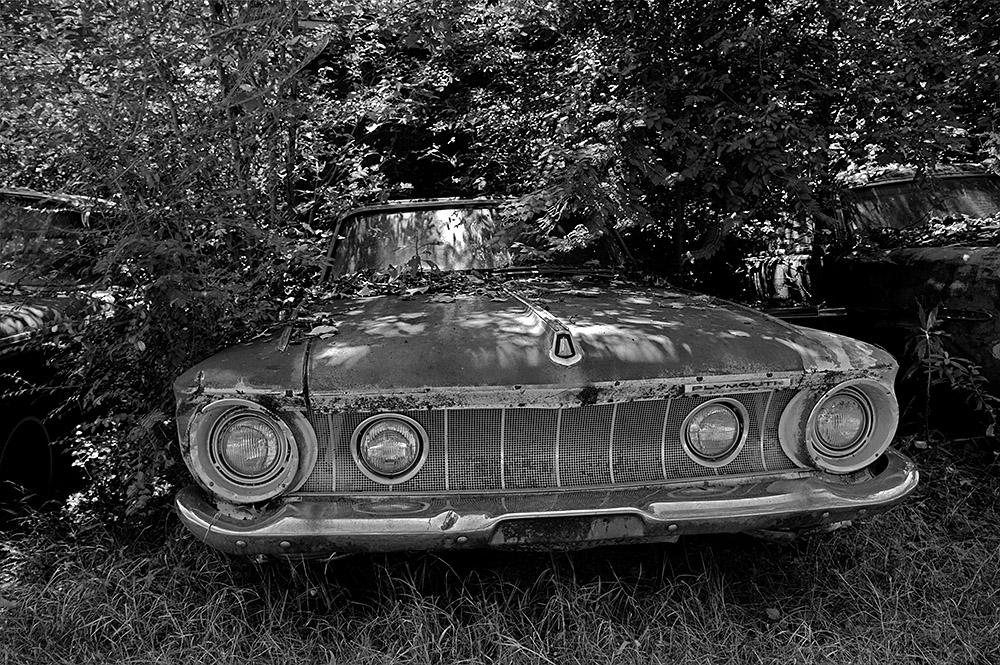 Americana: 1962 Plymouth Fury