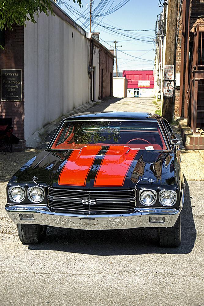 Americana: 1970 Chevelle SS
