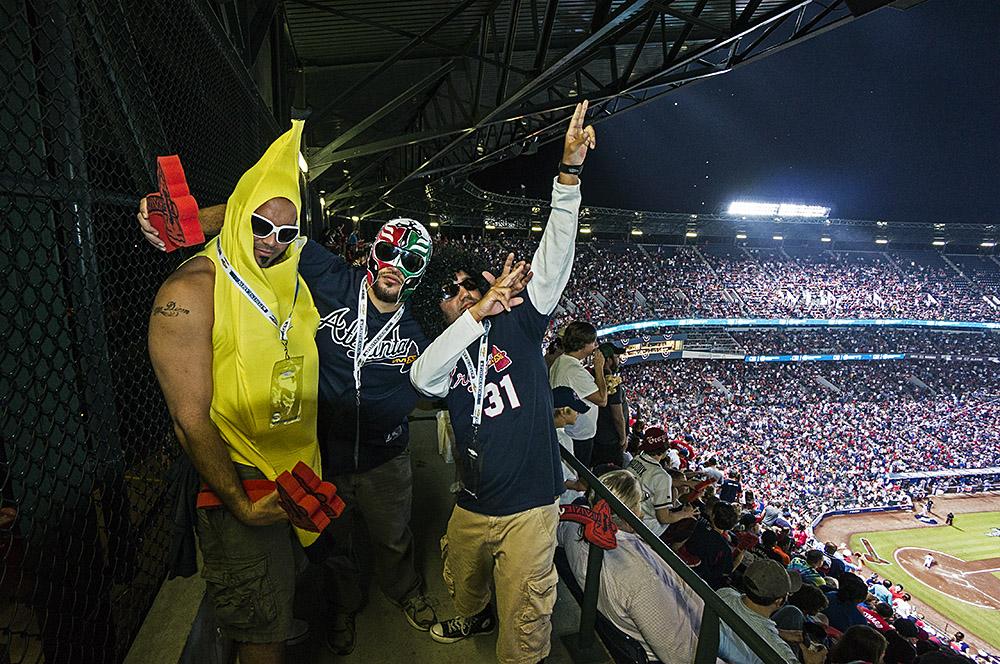 Americana: Baseball Fans
