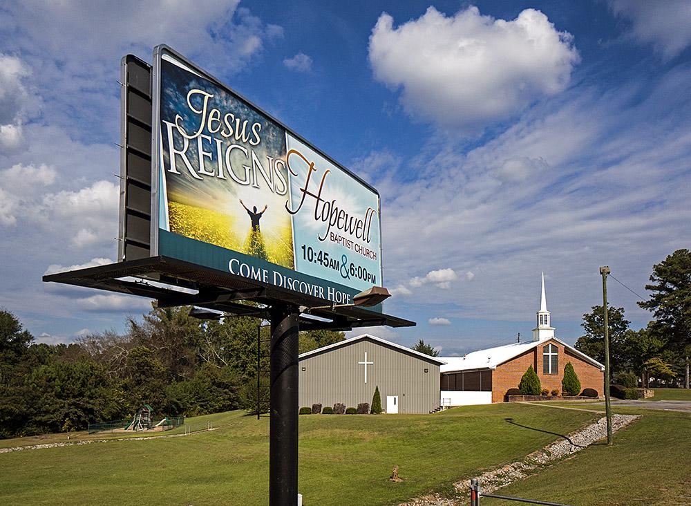 Americana: Hopewell Baptist Church