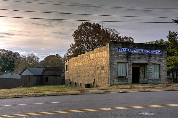 Americana: Muscle Shoals Studio