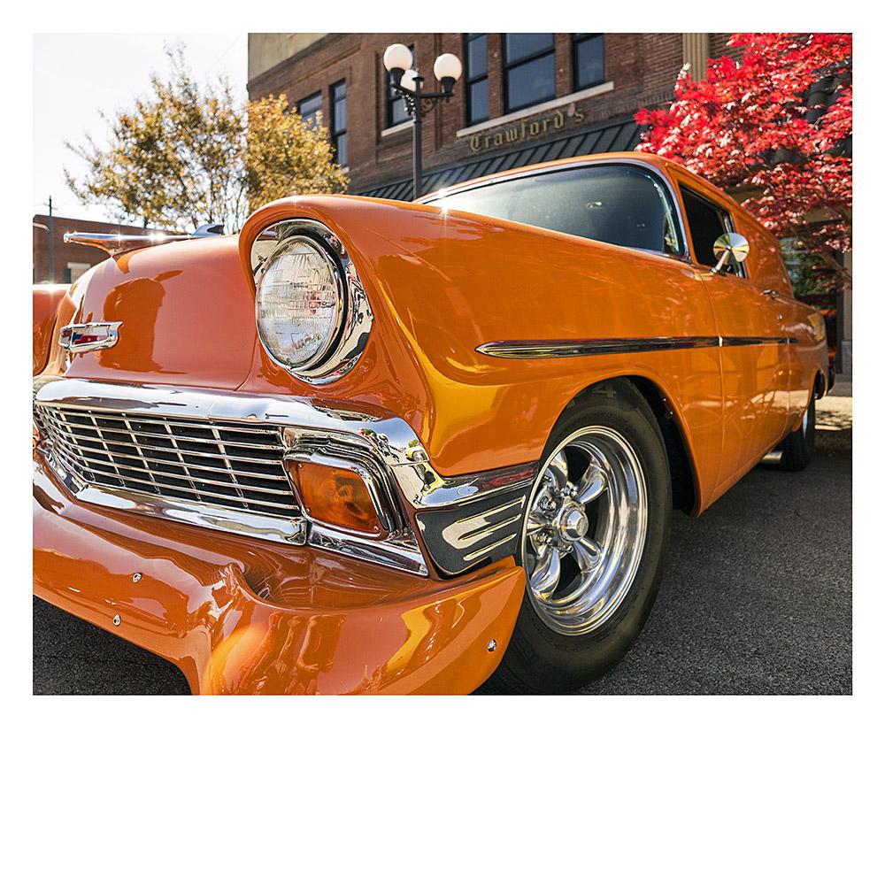 Americana: Orange Crush