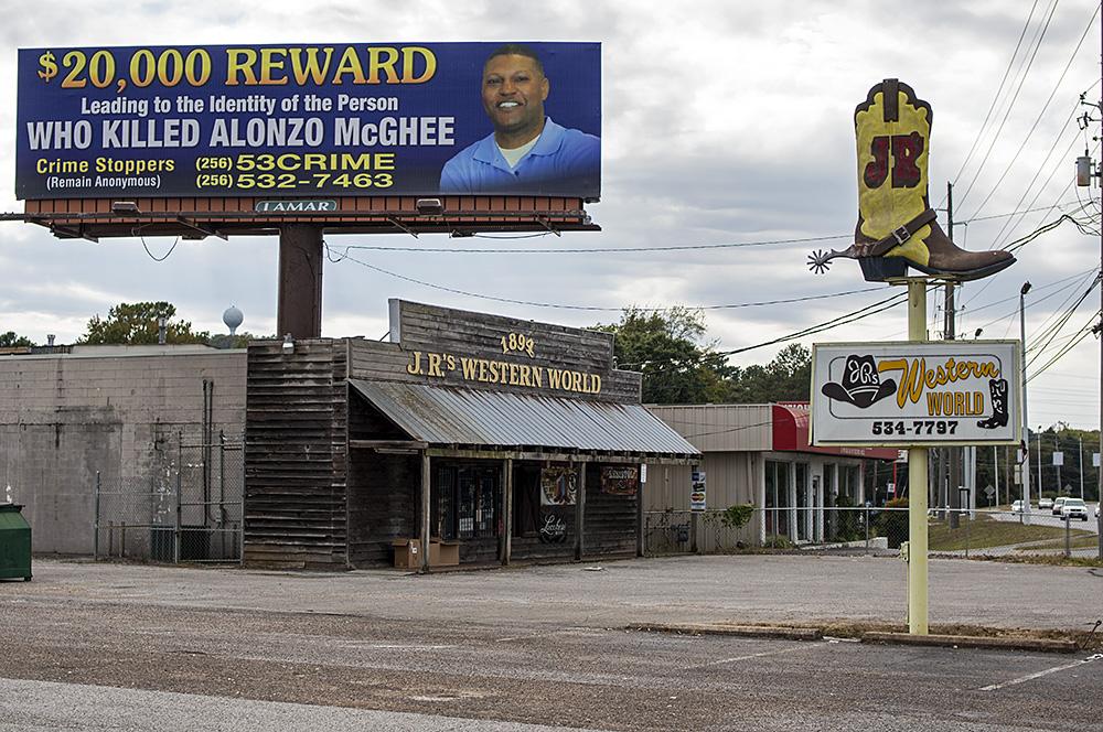Americana: Who killed Alonzo McGhee