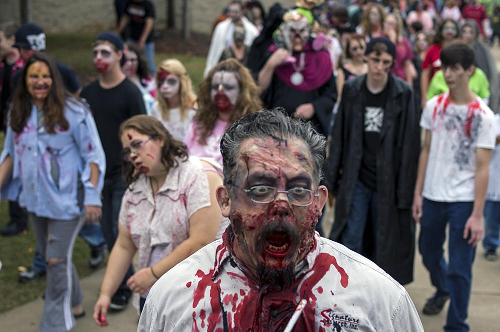 Americana: Zombie Walk
