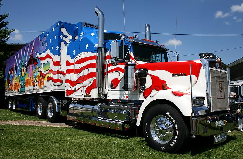 amerika truck photo image autos zweir der. Black Bedroom Furniture Sets. Home Design Ideas