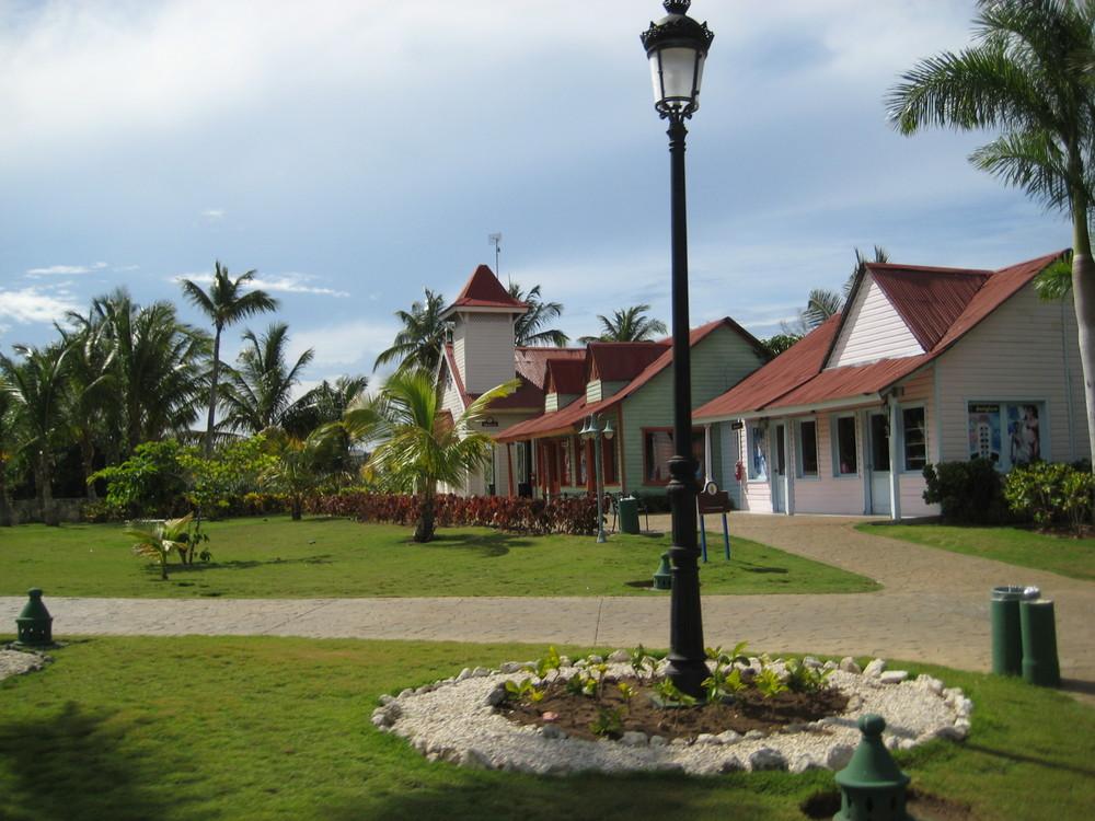 Amerikanische Kirche in der Karibik