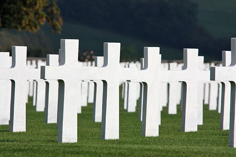 Amerikanischer Militärfriedhof Henry Chapelle (Belgien)