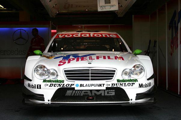 AMG-Mercedes C-Klasse / Stefan Mücke