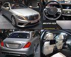 AMG-Mercedes S 63 5.5 V8 Biturbo Lightweight Performance