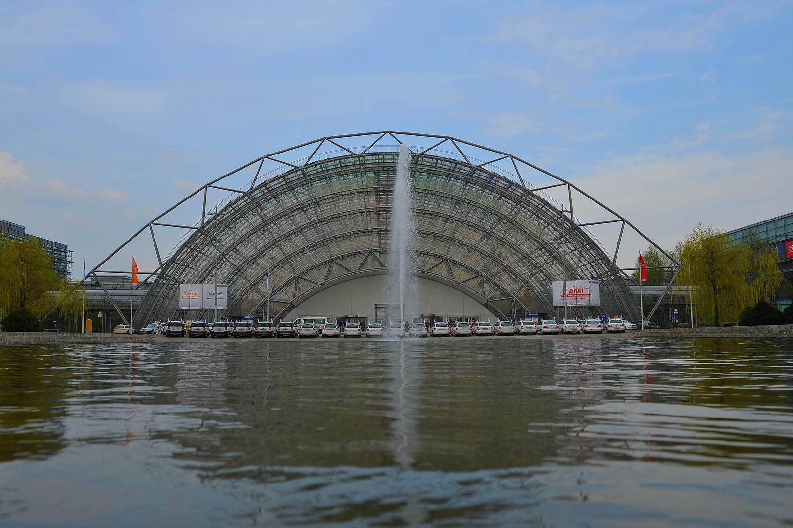 AMI 2010 - Glashalle