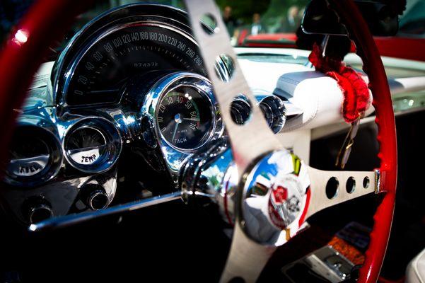 Ami-Treffen Oensingen, Corvette Stingray
