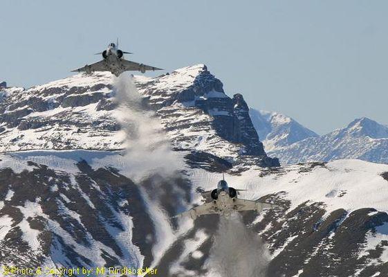 AMIR Mirage 3-RS Aufklärer