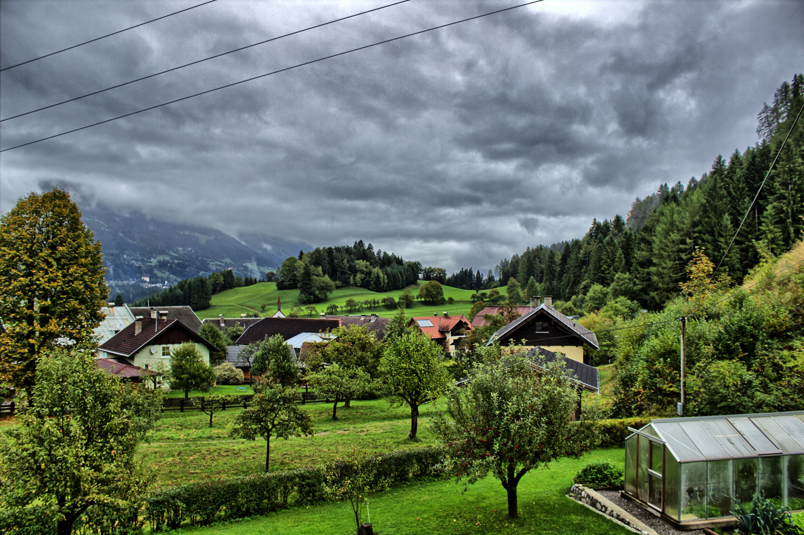 Amlach bei Greifenburg