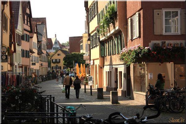 Ammergasse in Tübingen