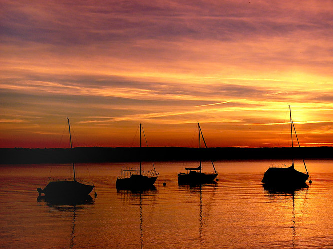 Ammersee-Abend