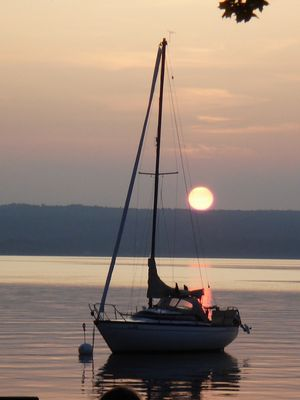 Ammersee Herbst 09