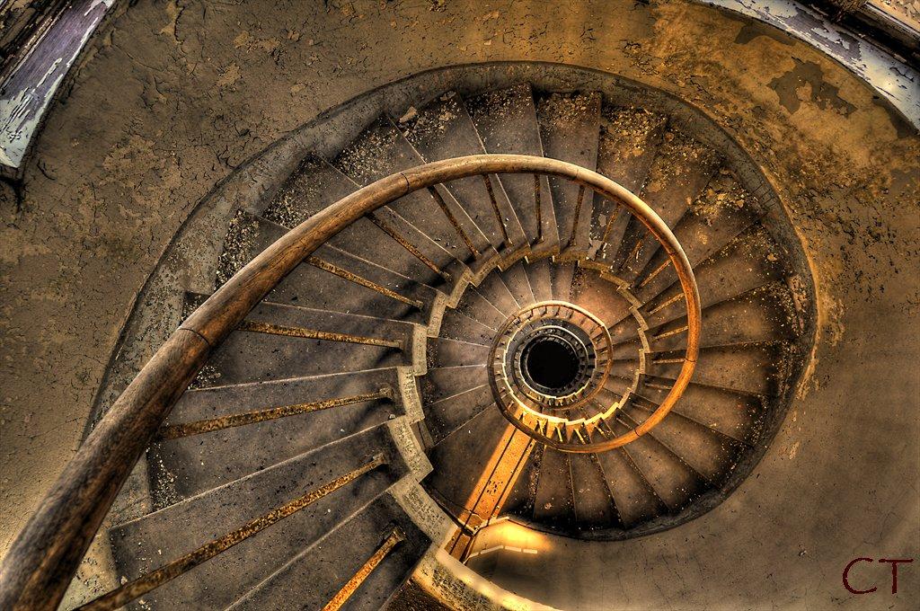 Ammonit Stairs 2